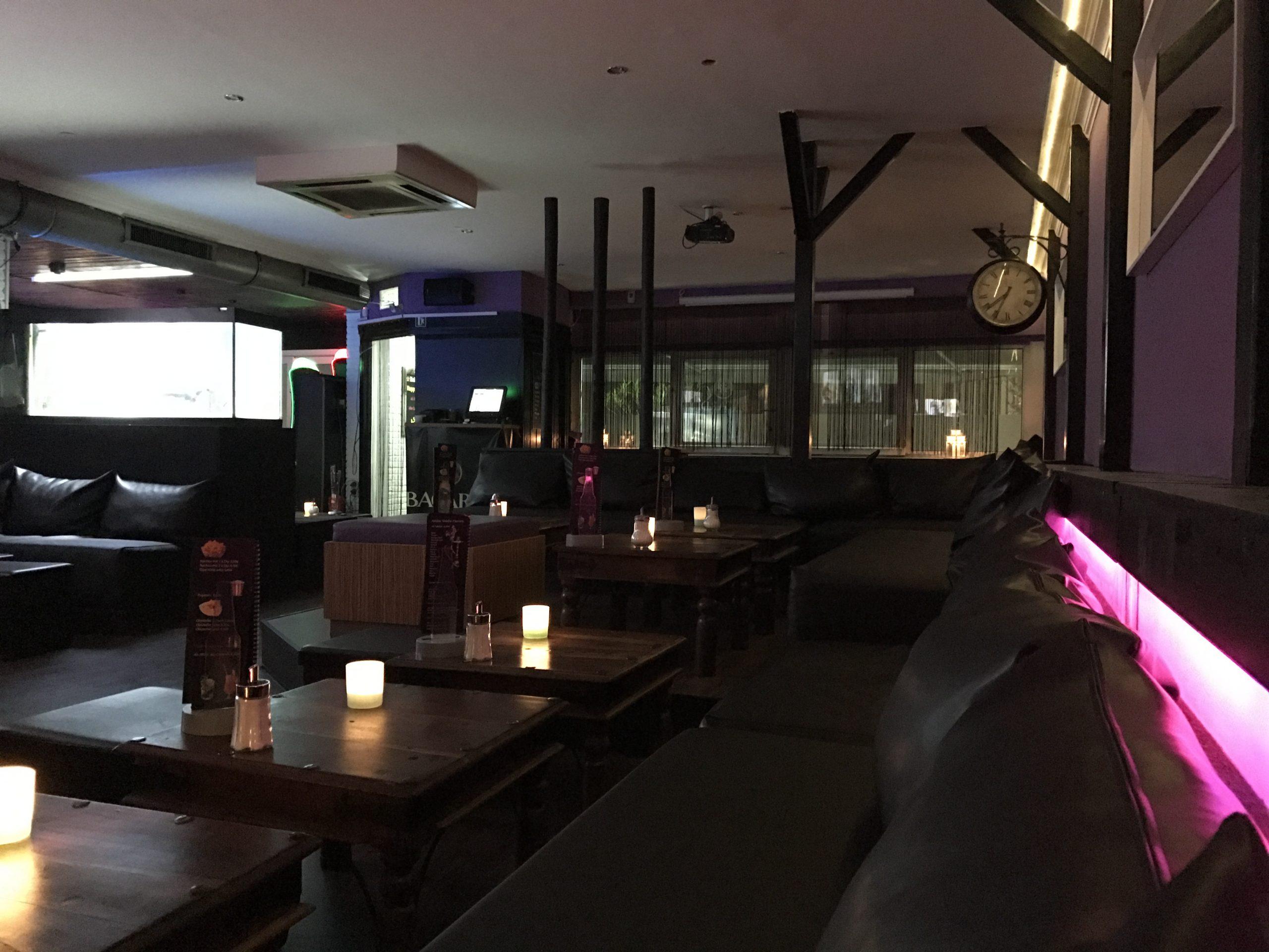 Atisha Lounge - Cocktail & Shisha Lounge